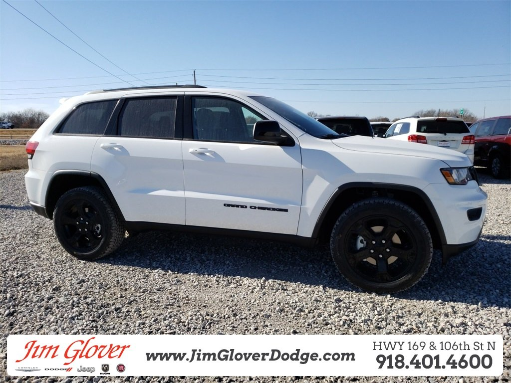 Pre-Owned 2019 Jeep Grand Cherokee Upland