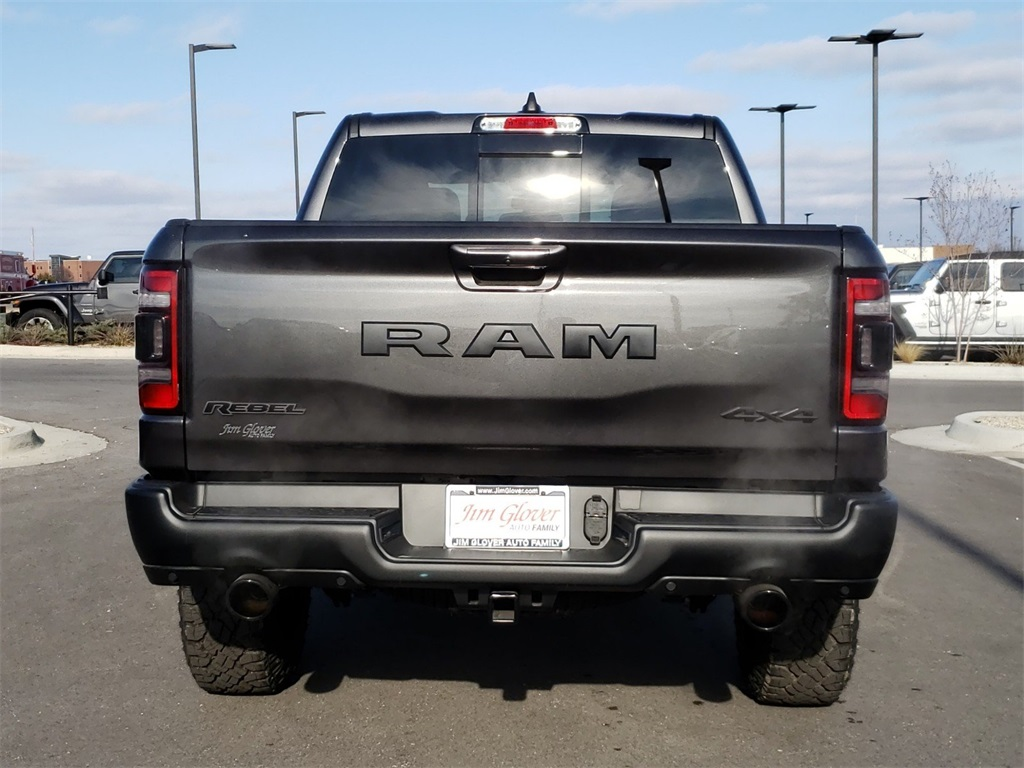 New 2019 RAM All-New 1500 Sport/Rebel
