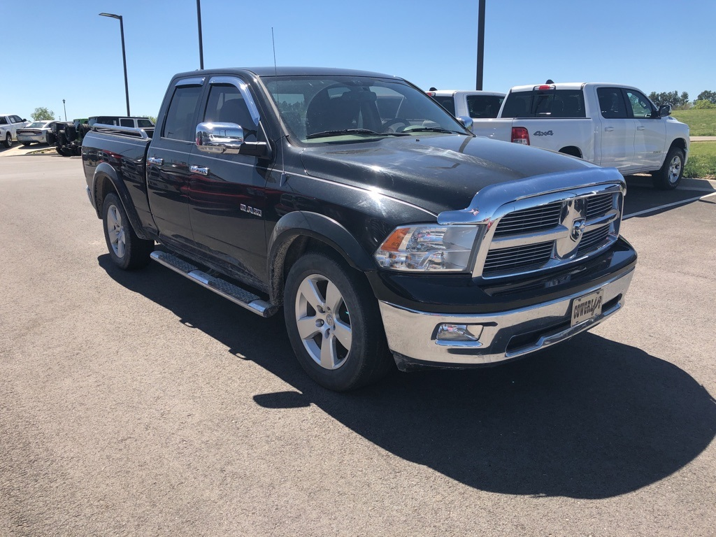 Pre-Owned 2010 Dodge Ram 1500 Lone Star