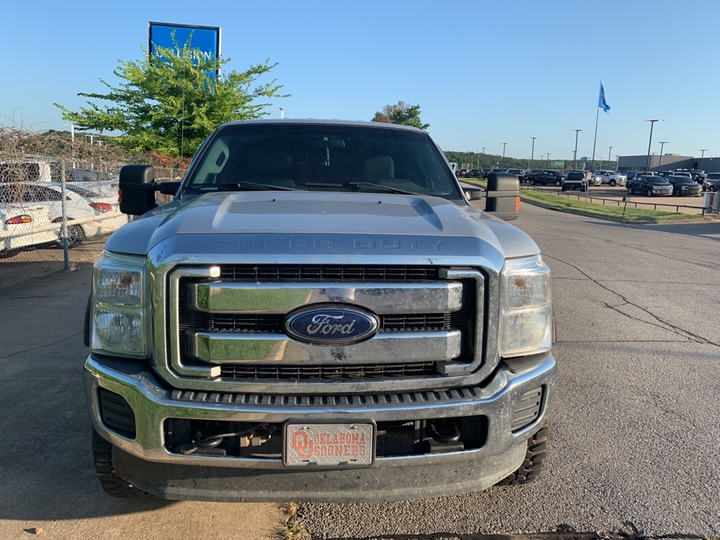 Pre-Owned 2014 Ford F-350SD XL