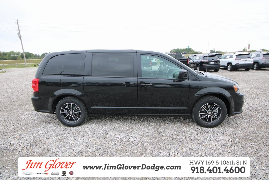 New 2019 Dodge Grand Caravan Se Passenger Van In Owasso Dt2617
