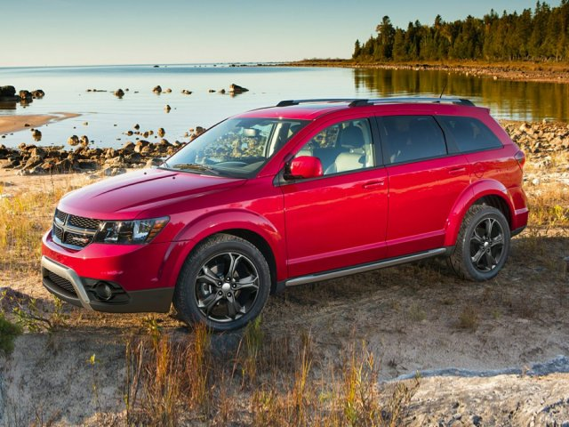 Pre-Owned 2019 Dodge Journey SE Value Pkg