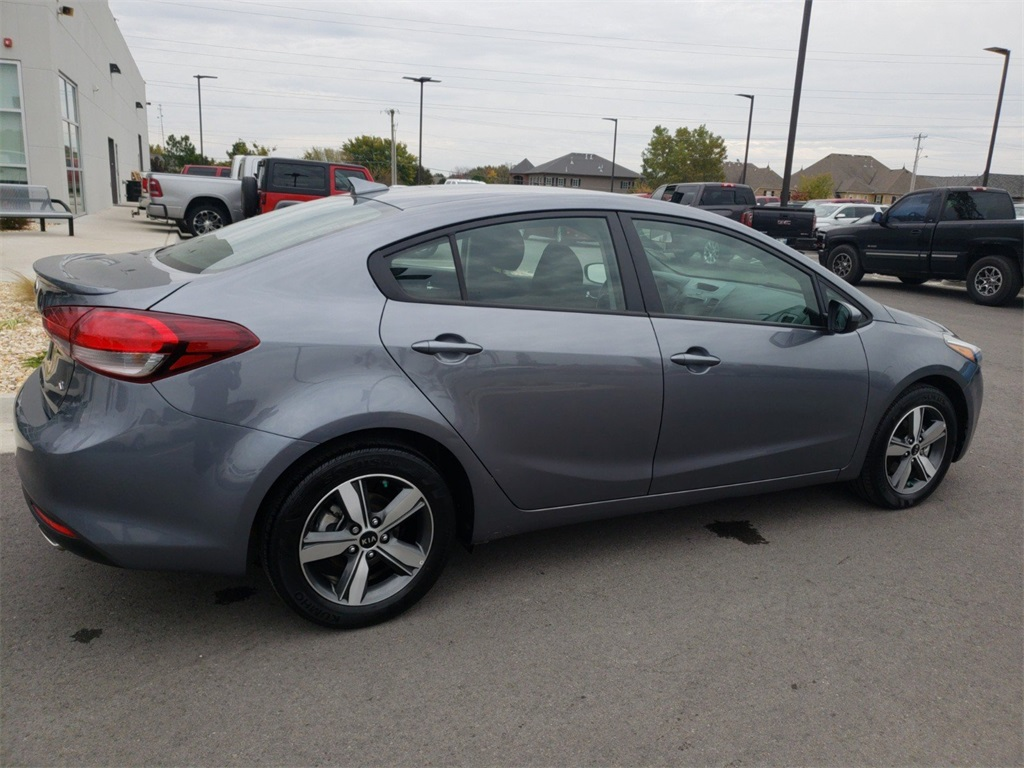 Pre Owned 2018 Kia Forte S 4d Sedan In Owasso D20095 Jim Glover Wheels