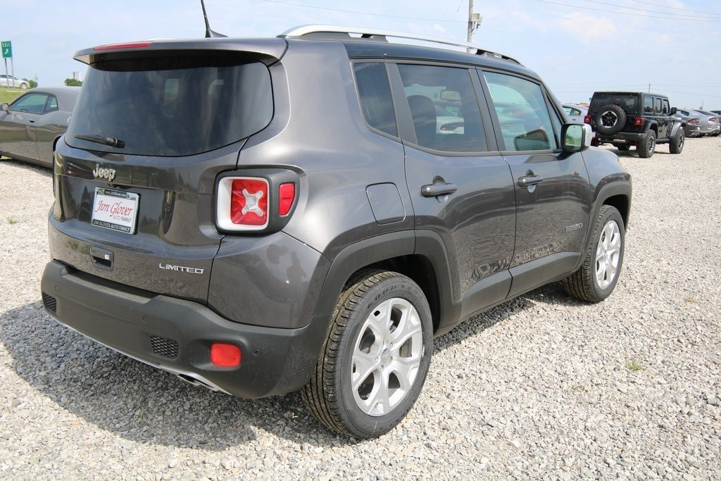 New 2018 JEEP Renegade Limited