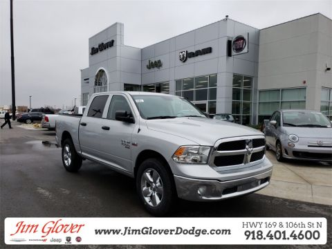 New 2019 RAM DS6L98 Tradesman