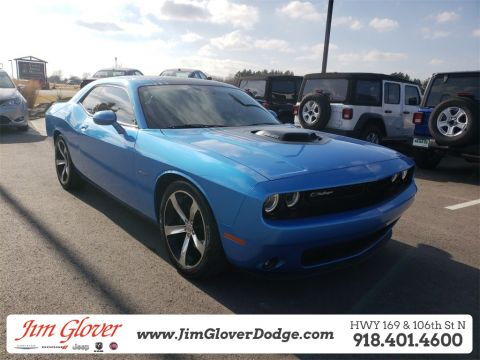 Certified Pre-Owned 2015 Dodge Challenger R/T